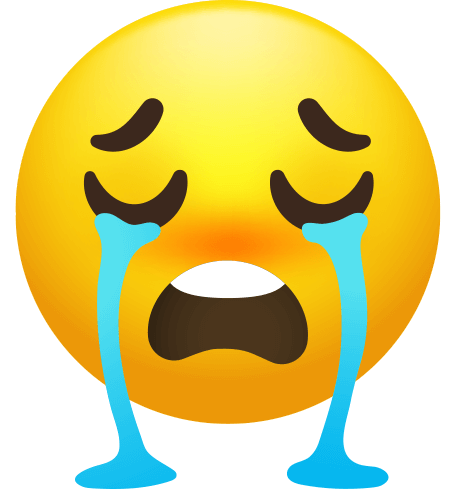 404 21 emoji crying